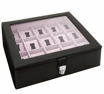 redford - Horlogebox 5x3 horloges